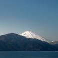 箱根恩賜公園から望む富士
