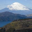 大観山より見た富士