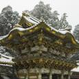 雪の日光東照宮
